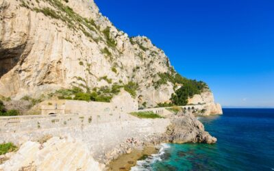 An itinerary to discover the Riviera dei Fiori